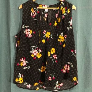 Old Navy Sleeveless Top